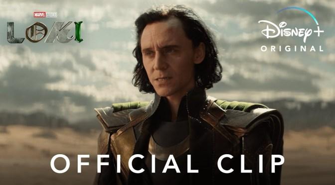 Marvel Studios' Loki | New Clips Unleash The Mischief
