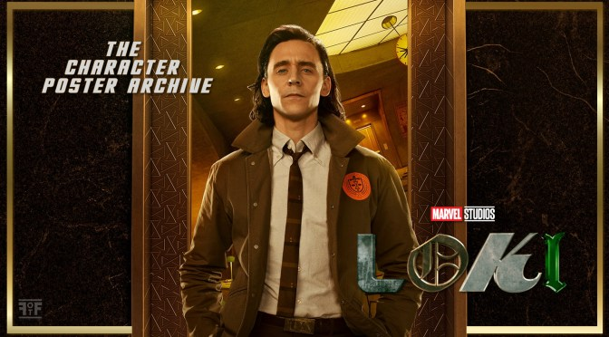 Marvel Studios' Loki | Character Posters Archive