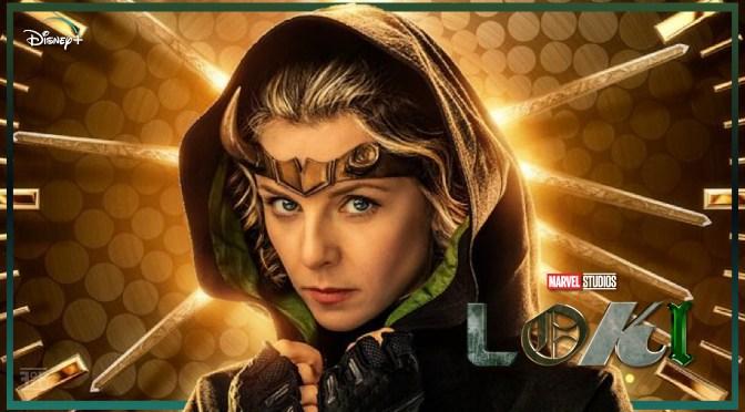 Marvel Studios' Loki | Lady Loki Character Poster