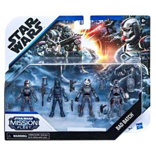 STAR-WARS-MISSION-FLEET-CLONE-COMMANDO-CLASH-Figure-and-Vehicle-4-Pack-in-pck
