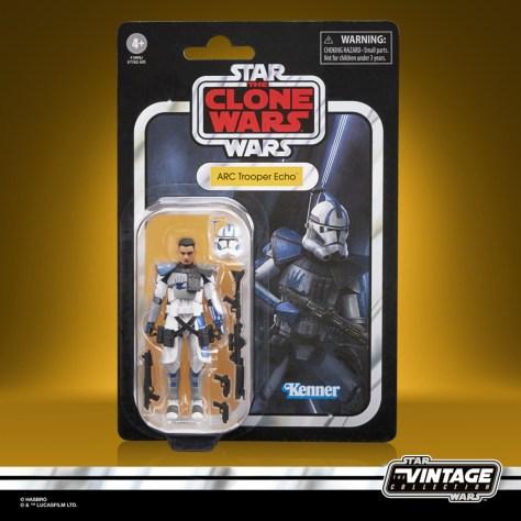 Hasbro Star Wars TVC Echo