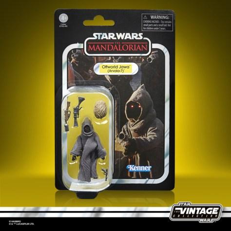 Hasbro Star Wars TVC Offworld Jawa
