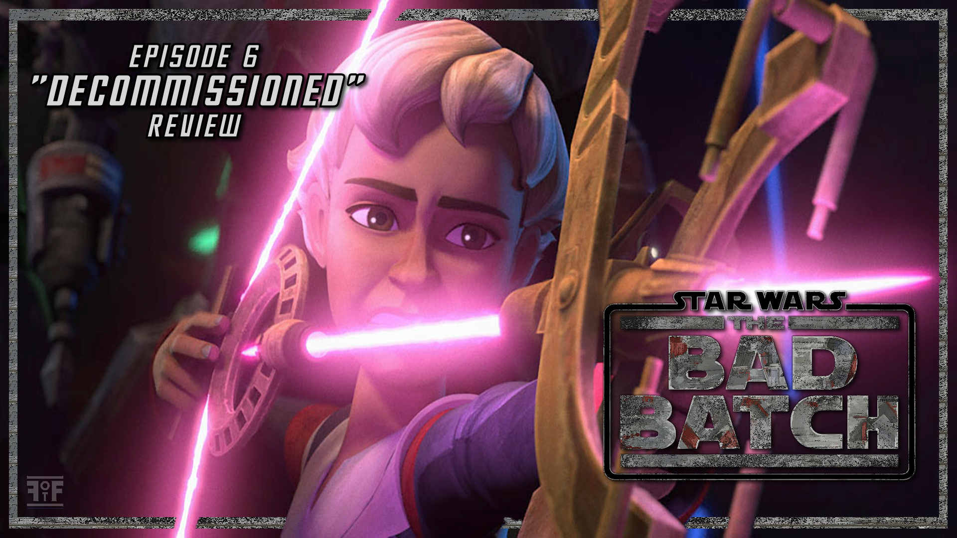 Review | Star Wars: The Bad Batch (Episode 6: Decommissioned)