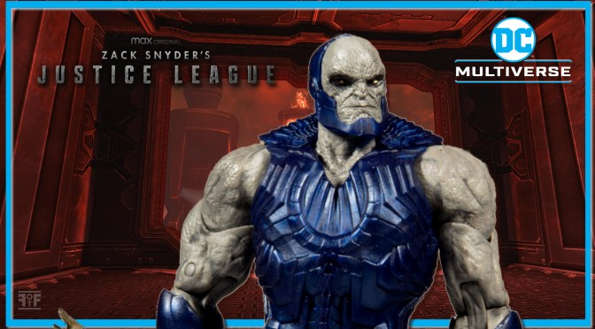 DC Multiverse SDCC Exclusive | Darkseid (The Snyder Cut)