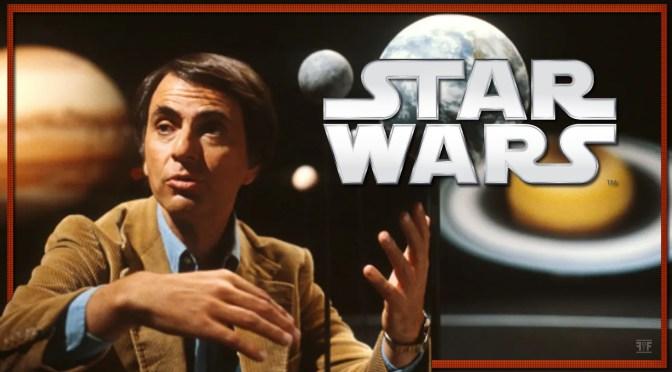 Carl Sagan On Star Wars: A New Hope (1978)