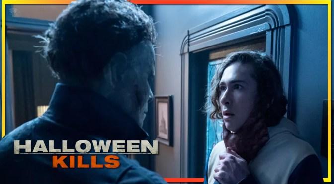 New Stills From Halloween Kills Released!