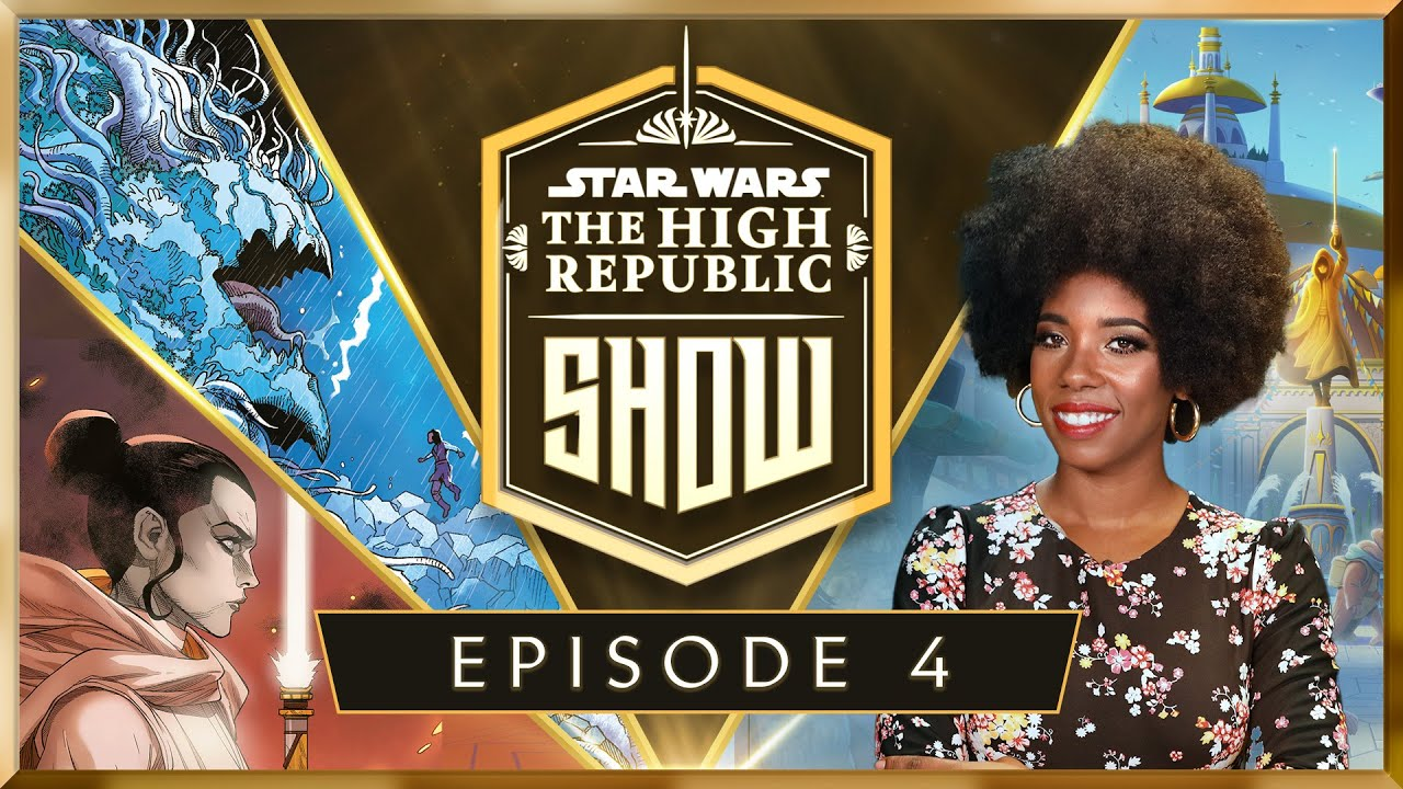 The High Republic Show | High Republic Jedi Council Deep Dive, a Lesson on Wayseekers, and More!