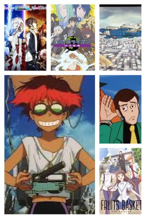 Anime Montage