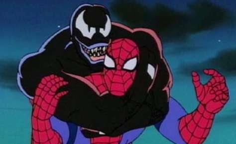 Marvel Legends Venom Spider-Man Hasbro PulseCon