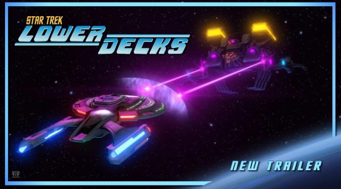 First Trailer For Star Trek: Lower Decks Season 2 Beams In!