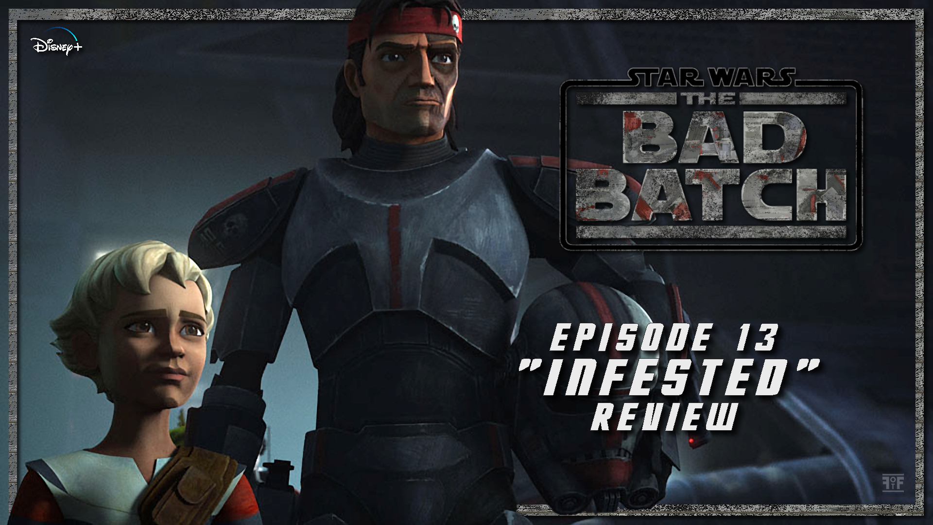 Star Wars: The Bad Batch (Episode 13: Infested)
