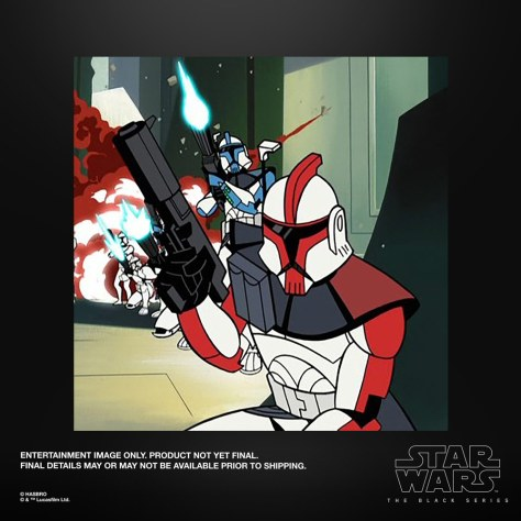 Hasbro Clone Wars Arc Trooper Commander