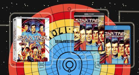 Star Trek The Motion Picture 4K