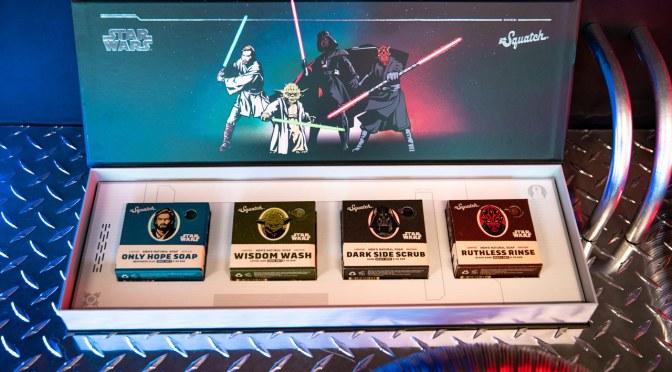 Dr. Squatch | Star Wars Soap From A Galaxy Far, Far Away…