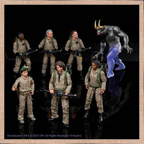 Hasbro Ghostbusters Afterlife Plasma Series