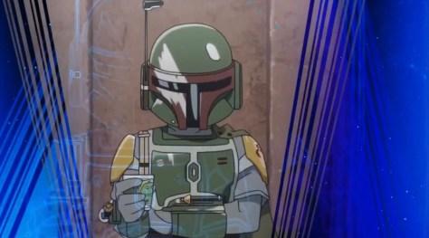 Boba Fett Star Wars Visions