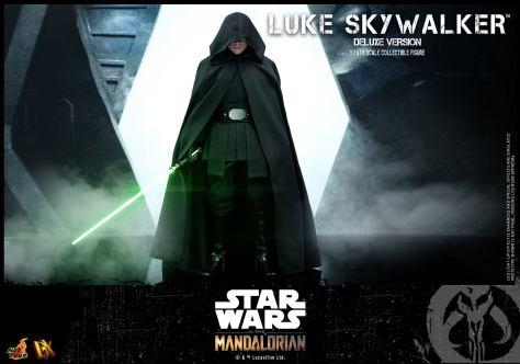 Hot Toys Luke Skywalker (The Mandalorian)