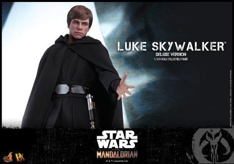 Hot Toys Luke Skywalker The Mandalorian