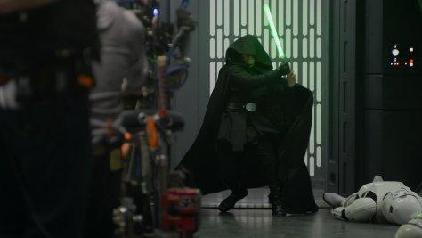 Disney Gallery The Mandalorian Luke Skywalker