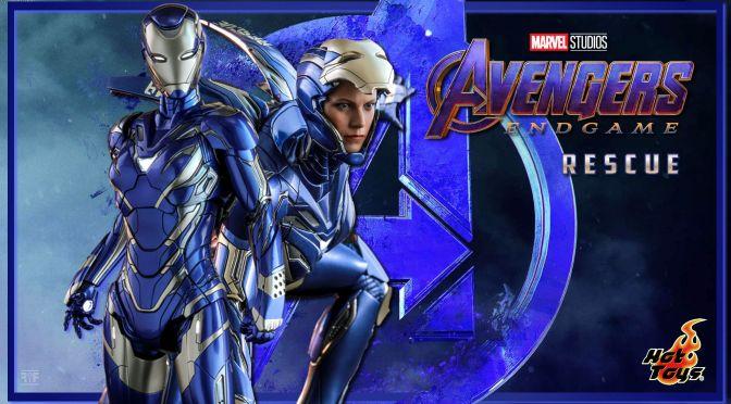 Hot Toys Review | Marvel's Rescue (Avengers Endgame)