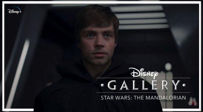 First Look | Mark Hamill in Disney Gallery The Mandalorian
