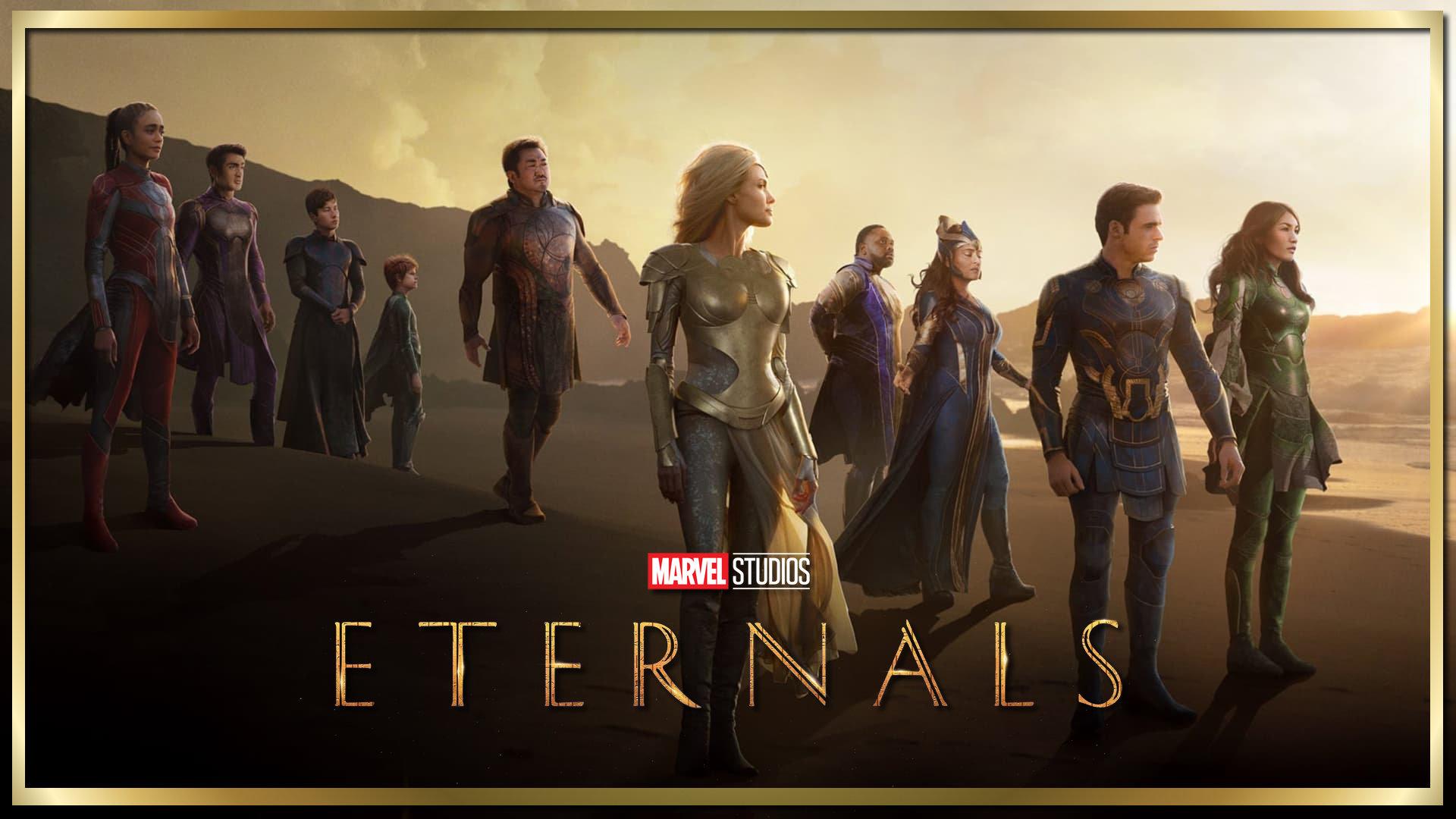 Marvel Studios' Eternals: Heroes Will Die