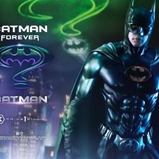 Prime 1 Batman Forever Statue