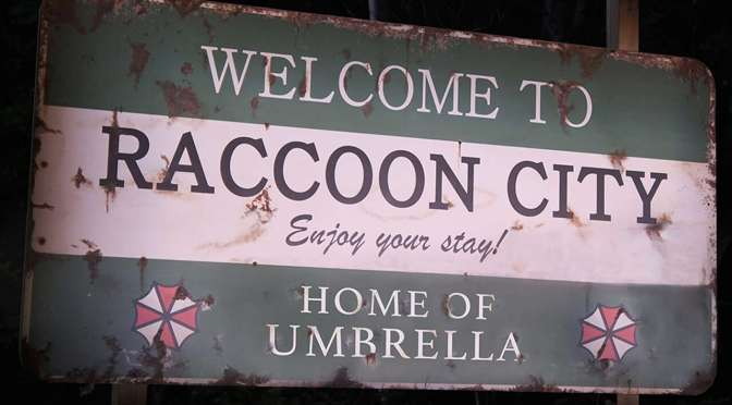 Run!! The Trailer For Resident Evil: Welcome To Racoon City Shuffles In!