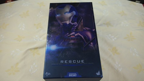 Hot Toys Rescue