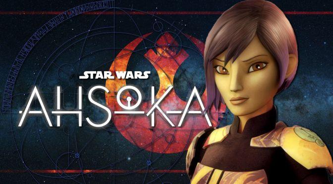 Sabine Wren In Star Wars Ahsoka
