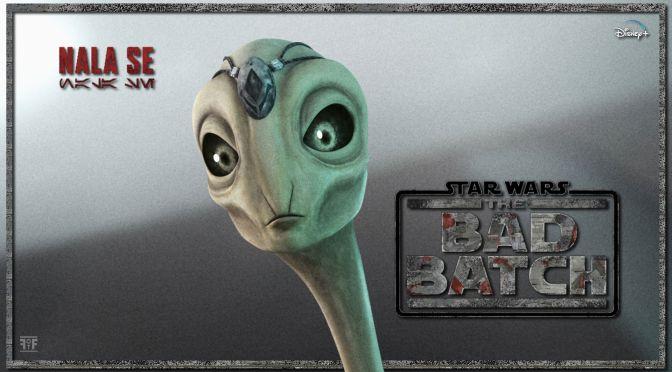 The Bad Batch | Nala Se Character Poster