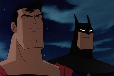 Superman The Animated Series Worlds Finest