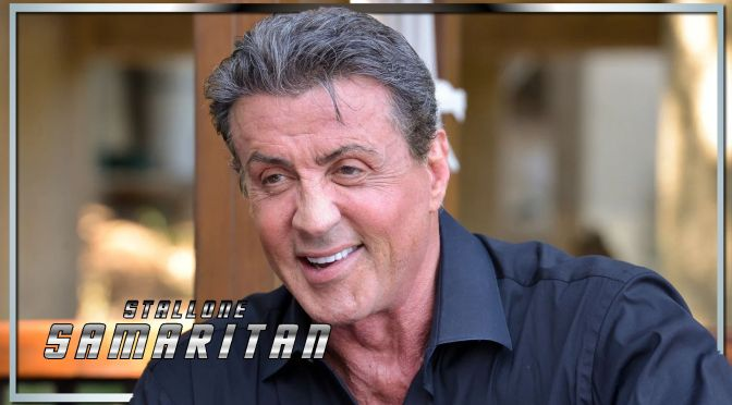 Sylvester Stallone Superhero Movie Moves to 2022!