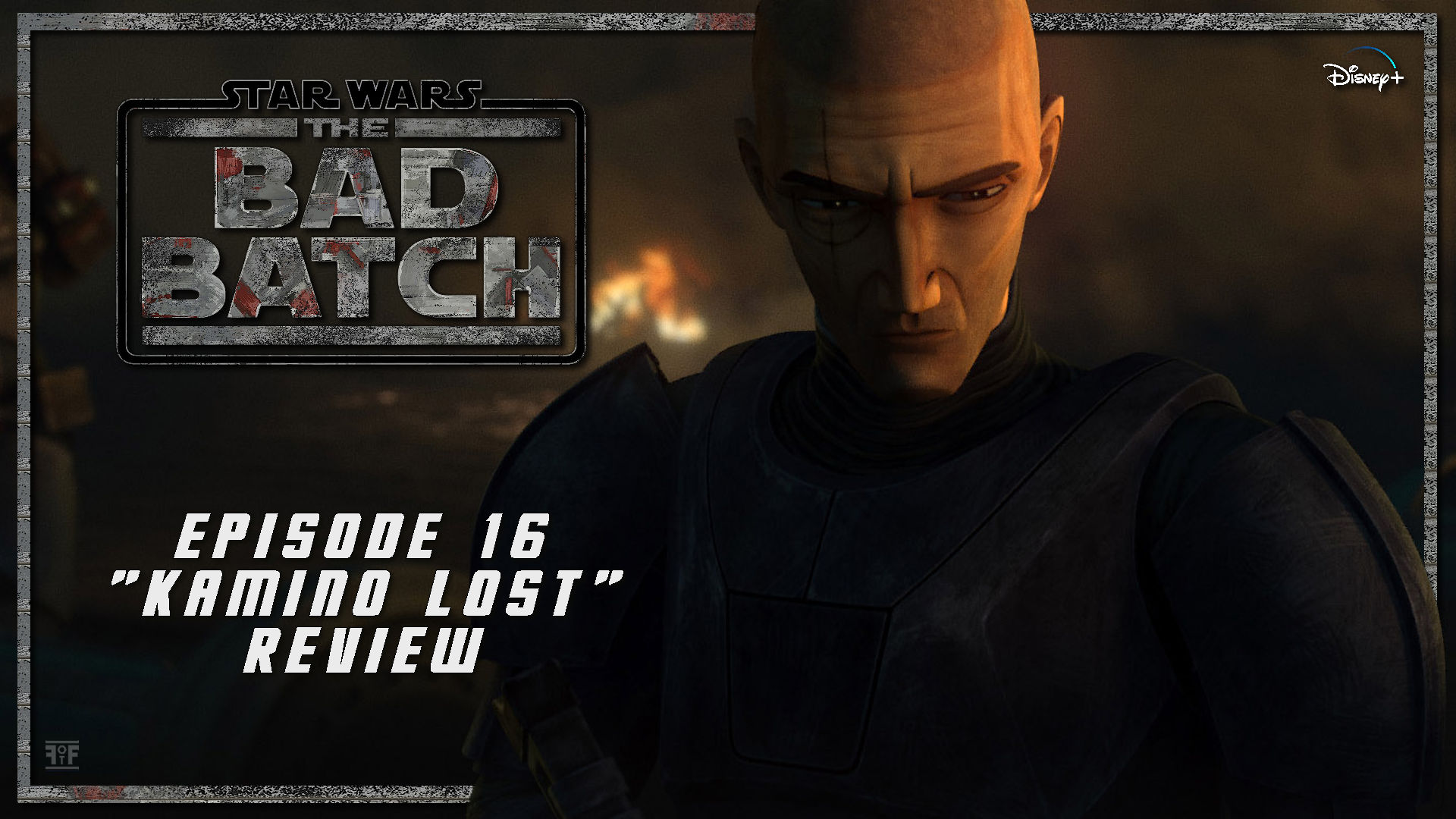 The Bad Batch Episode 16 Kamino Lost Review