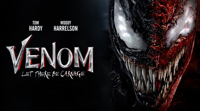 New Venom Posters Unleash All The Carnage!