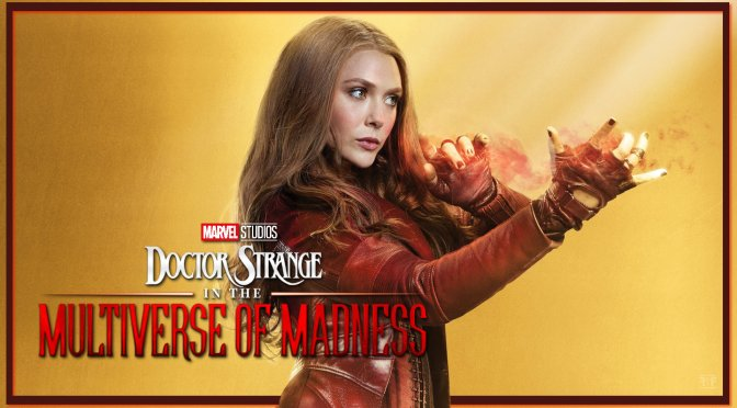 Elizabeth Olsen Teases New Role In 'Doctor Strange In The Multiverse Of Madness'