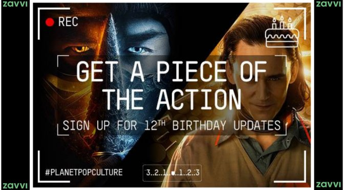 Zavvi Is Celebrating Its 12th Birthday Weekend With Tons Of Deals!