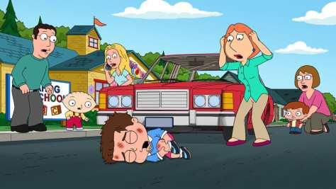 Family Guy Season 20 Premiere