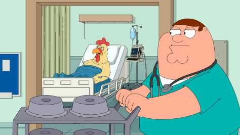 FAMILY GUY PETER GRIFFIN
