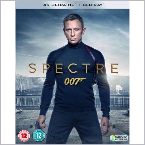 Spectre 4K UHD