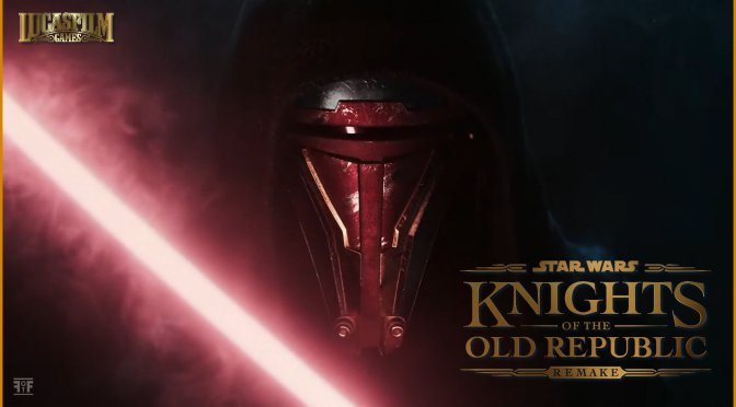 Star Wars: Knights Of The Old Republic Remake Coming To PS5