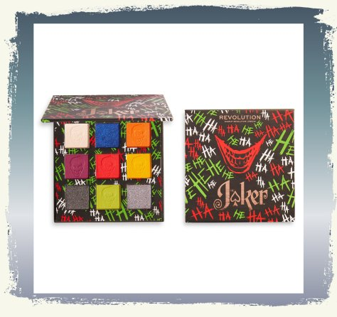 The Joker™ X Makeup Revolution Why So Serious Eyeshadow Palette