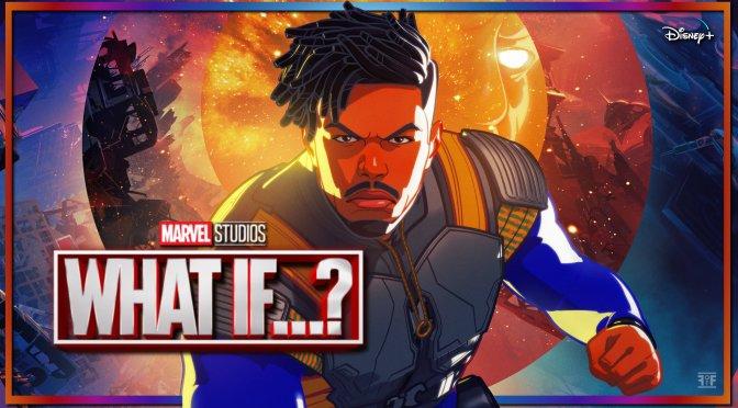 Marvel's What If…? Killmonger Character Poster Brings Us Back To Wakanda