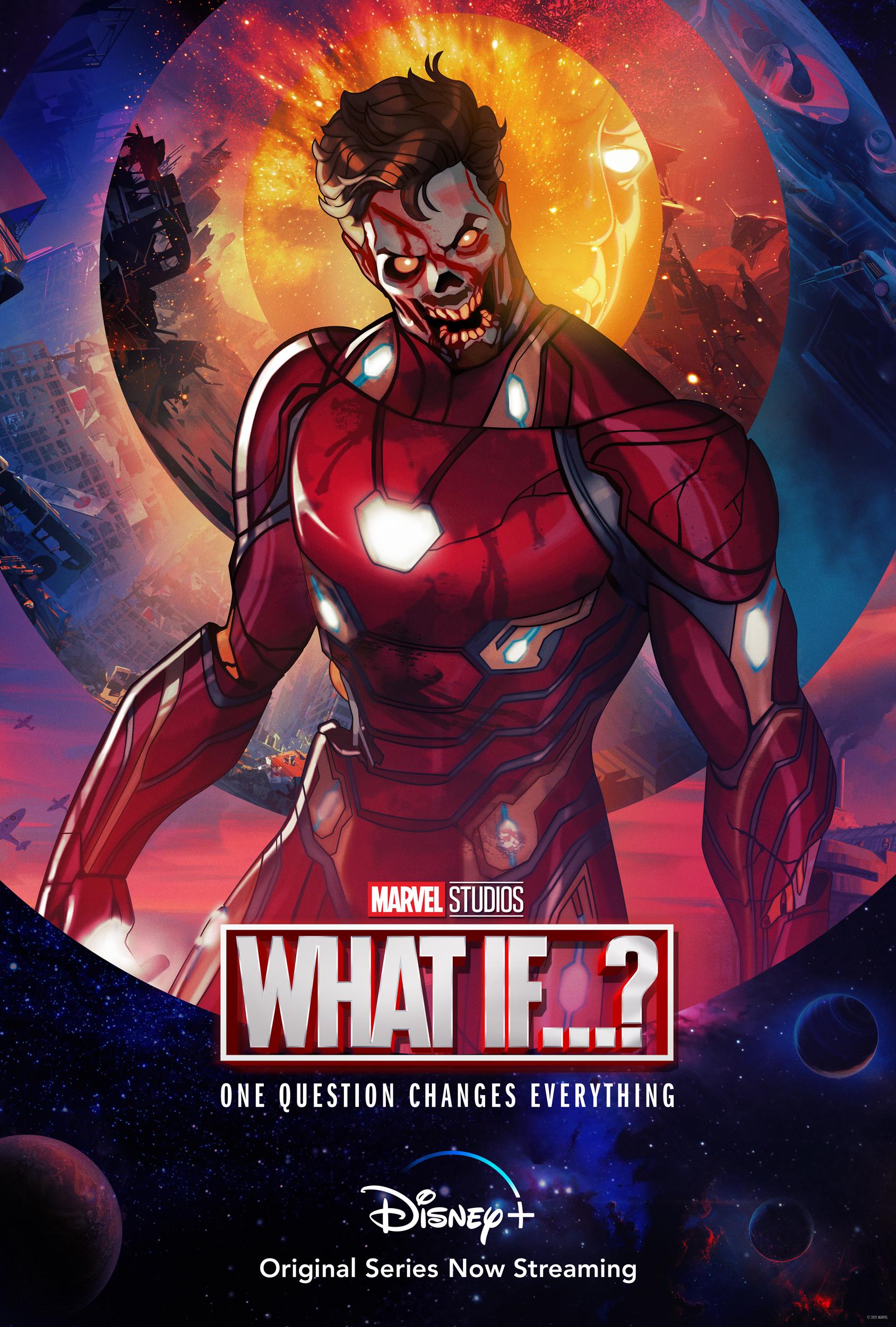 What If...? Zombie Iron Man