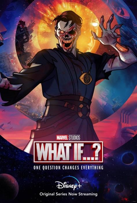 What If...? Zombie Doctor Strange