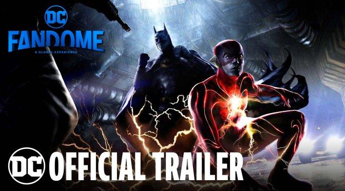 The New DC FanDome Trailer Delivers The Batman and Black Adam!