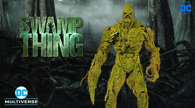 McFarlane Toys Reveals New DC Multiverse Swamp Thing Figure