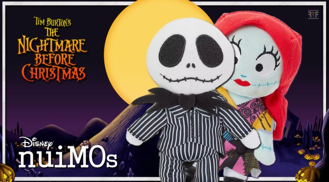 Disney nuiMOs The Nightmare Before Christmas Collection