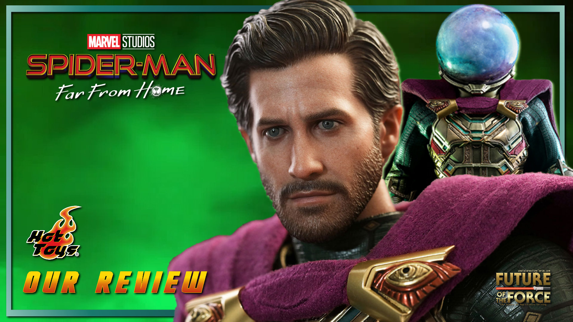 Hot Toys Review | Mysterio (Spider-Man Far From Home)