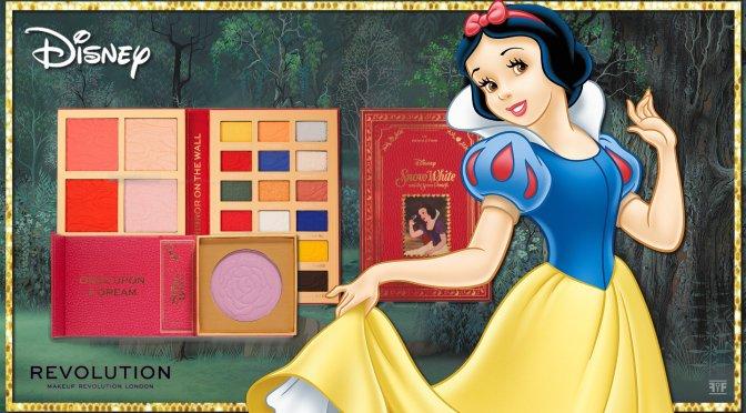 I Heart Revolution Beauty X Disney Fairytale Collection Brings The Magic!